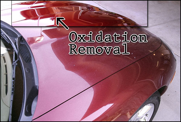 Dave 39 S Auto Detail Oxidation Removal