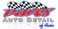 Dave Auto Detail Logo